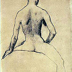 Pablo Picasso (1881-1973) Period of creation: 1889-1907 - 1906 Jeune homme et cheval2