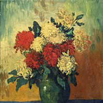 1901 ChrysanthКmes, Pablo Picasso (1881-1973) Period of creation: 1889-1907
