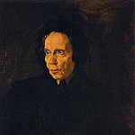 1896 Portrait de la tante Pepa, Pablo Picasso (1881-1973) Period of creation: 1889-1907
