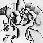 Pablo Picasso (1881-1973) Period of creation: 1889-1907 - 1907 Compotier