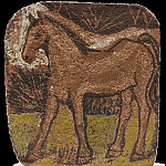 Pablo Picasso (1881-1973) Period of creation: 1889-1907 - 1906 Cheval