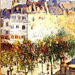 Pablo Picasso (1881-1973) Period of creation: 1889-1907 - 1901 Boulevard de Clichy2