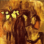 Pablo Picasso (1881-1973) Period of creation: 1889-1907 - 1898 LaumУne