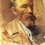 1896 Portrait du pКre de lartiste, Pablo Picasso (1881-1973) Period of creation: 1889-1907