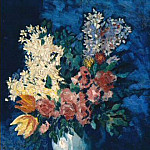 1901 Fleurs, Pablo Picasso (1881-1973) Period of creation: 1889-1907