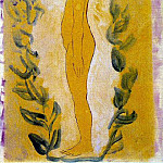 1906 Femme debout, Pablo Picasso (1881-1973) Period of creation: 1889-1907