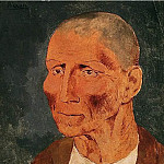 1906 TИte de Josep Fondevila2, Pablo Picasso (1881-1973) Period of creation: 1889-1907
