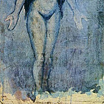 1902 Femme nue aux cheveux longs, Pablo Picasso (1881-1973) Period of creation: 1889-1907