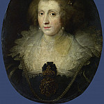 Part 6 National Gallery UK - Style of Anthony van Dyck - Portrait of a Woman
