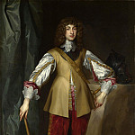 Prince Rupert, Count Palatine, Anthony Van Dyck