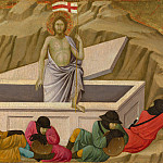 Part 6 National Gallery UK - Ugolino di Nerio - The Resurrection