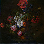 Part 6 National Gallery UK - Style of Jan van Huysum - Flowers in a Stone Vase