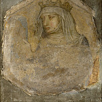 Workshop of Pietro Lorenzetti – A Crowned Female Figure , Part 6 National Gallery UK