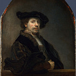 Rembrandt – Self Portrait at the Age of 34, Part 6 National Gallery UK