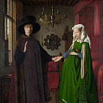 Part 6 National Gallery UK - The Arnolfini Portrait - Jan van Eyck