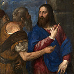 Part 6 National Gallery UK - Titian - The Tribute Money