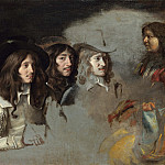 Part 6 National Gallery UK - The Le Nain Brothers - Three Men and a Boy