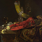 Willem Kalf – Still Life with Drinking-Horn, Part 6 National Gallery UK