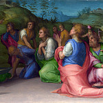 Part 6 National Gallery UK - Pontormo - Josephs Brothers beg for Help