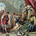 Part 6 National Gallery UK - Sebastiano Ricci - Esther before Ahasuerus