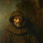 Part 6 National Gallery UK - Rembrandt - A Franciscan Friar