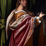 Part 6 National Gallery UK - Sebastiano del Piombo - Portrait of a Lady