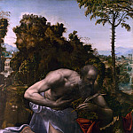 Sodoma – Saint Jerome in Penitence, Part 6 National Gallery UK