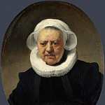 Rembrandt – Portrait of Aechje Claesdr., Part 6 National Gallery UK