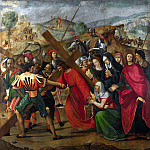 Part 6 National Gallery UK - Ridolfo Ghirlandaio - The Procession to Calvary