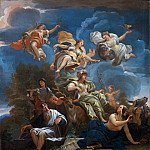 Luca Giordano – Allegory of Prudence, Part 6 National Gallery UK