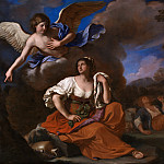 Guercino – The Angel appears to Hagar and Ishmael, Part 6 National Gallery UK