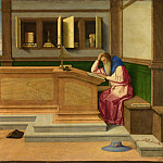 Part 6 National Gallery UK - Vincenzo Catena - Saint Jerome in his Study