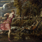 Part 6 National Gallery UK - Titian - The Death of Actaeon