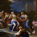Style of Luca Giordano – The Toilet of Bathsheba, Part 6 National Gallery UK