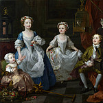 William Hogarth – The Graham Children, Part 6 National Gallery UK
