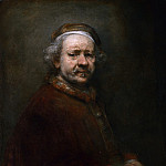 Rembrandt – Self Portrait at the Age of 63, Part 6 National Gallery UK