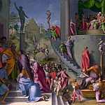 Pontormo – Joseph with Jacob in Egypt, Part 6 National Gallery UK