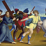 Raphael – The Procession to Calvary, Part 6 National Gallery UK