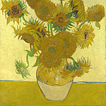Part 6 National Gallery UK - Vincent van Gogh - Sunflowers