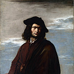 Part 6 National Gallery UK - Salvator Rosa - Self Portrait