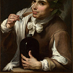Part 6 National Gallery UK - Style of Bartolome Esteban Murillo - A Young Man Drinking