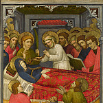 Tyrolese – The Dormition of the Virgin, Part 6 National Gallery UK