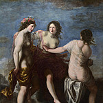Studio of Francesco Furini – The Three Graces, Part 6 National Gallery UK