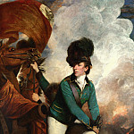 Sir Joshua Reynolds – Colonel Tarleton, Part 6 National Gallery UK