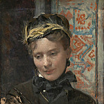 Part 6 National Gallery UK - Raimundo de Madrazo - Portrait of a Lady
