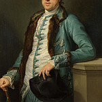 Pompeo Girolamo Batoni – Portrait of John Scott of Banks Fee, Part 6 National Gallery UK
