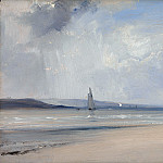Part 6 National Gallery UK - Richard Parkes Bonington - La Ferte
