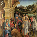 The Adoration of the Kings, Vincenzo Foppa