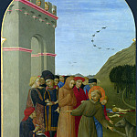 Part 6 National Gallery UK - Sassetta - The Wolf of Gubbio