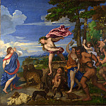 Part 6 National Gallery UK - Titian - Bacchus and Ariadne